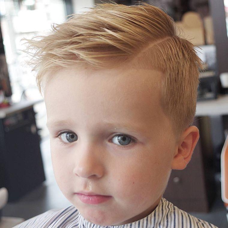 cortes de pelo para chicos puntas cortas