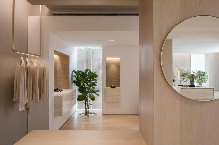 decoración de paredes lukstudio-espejo