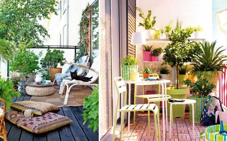 ideas decorar terraza