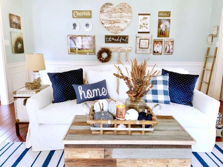 decoracion sala de estar pequeña
