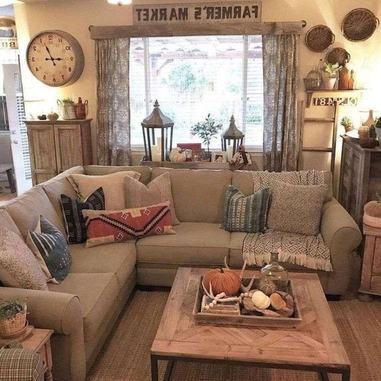 decoracion sala de estar sencilla