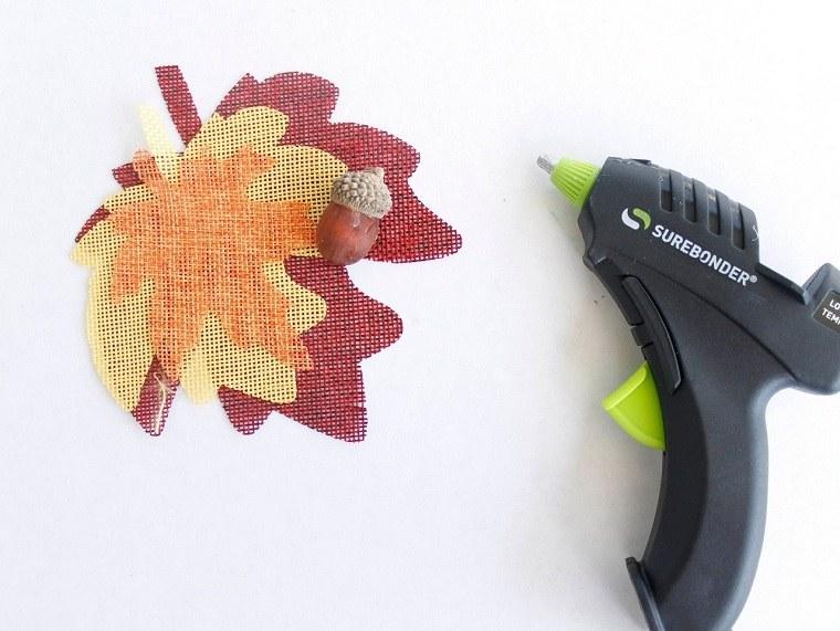 ideas creativas de manualidades pegamento