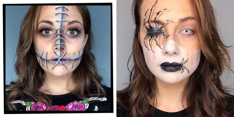 ideas para halloween doble