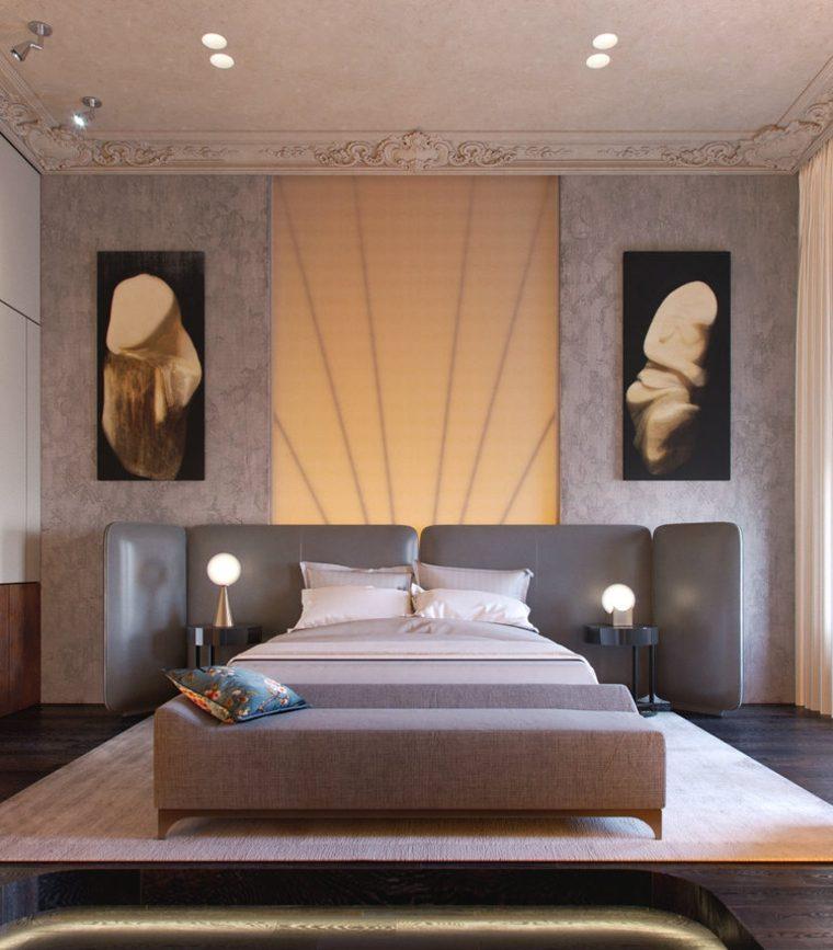 iluminar-pared-dormitorio-opciones-estilo