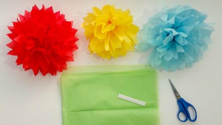 manualidades faciles y utiles seda