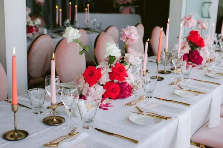 mesa-elegante estilo