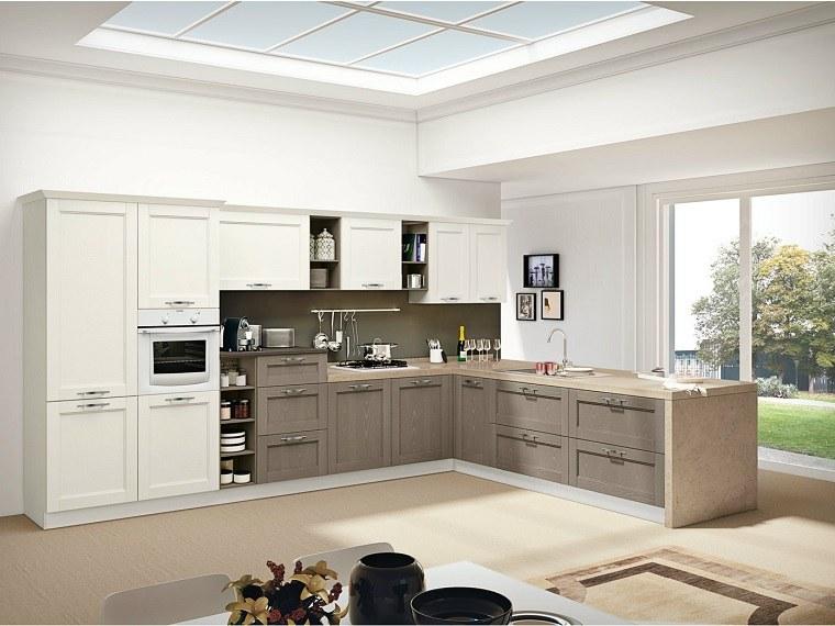 modelos-de-islas-para-cocinas-blanco-gris