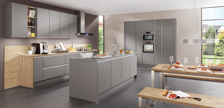 modelos-de-islas-para-cocinas-color-gris