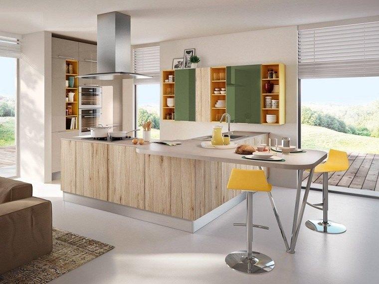 modelos-de-islas-para-cocinas-modernas-contemporaneo
