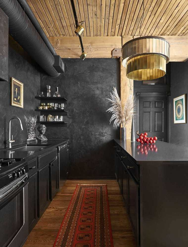 modelos de islas para cocinas modernas studio-sven