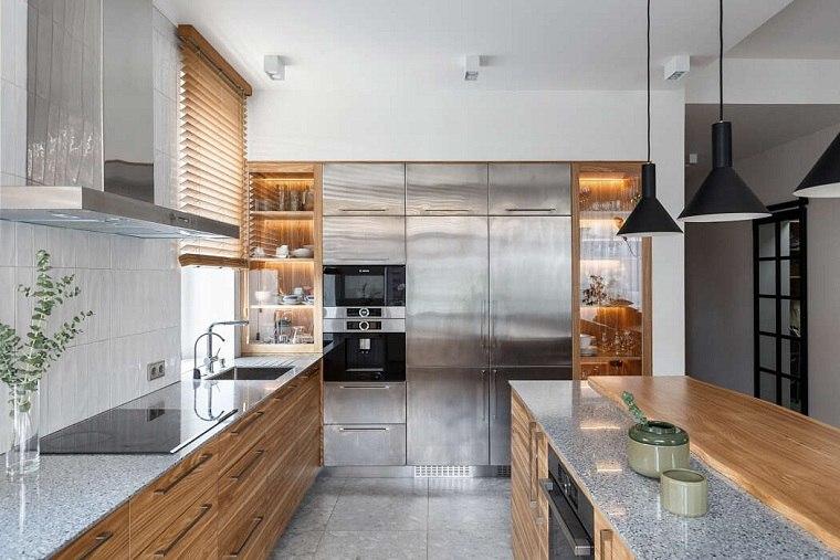 modelos de islas para cocinas modernas-svoya-studio