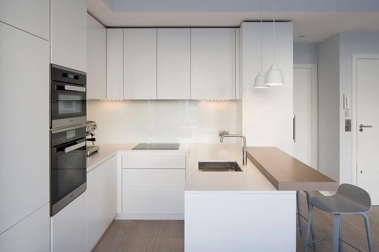 muebles-blancos-cocina-ideas