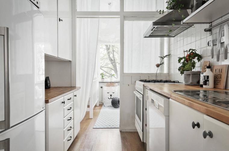 muebles-blancos-encimeras-madera-diseno-cocina