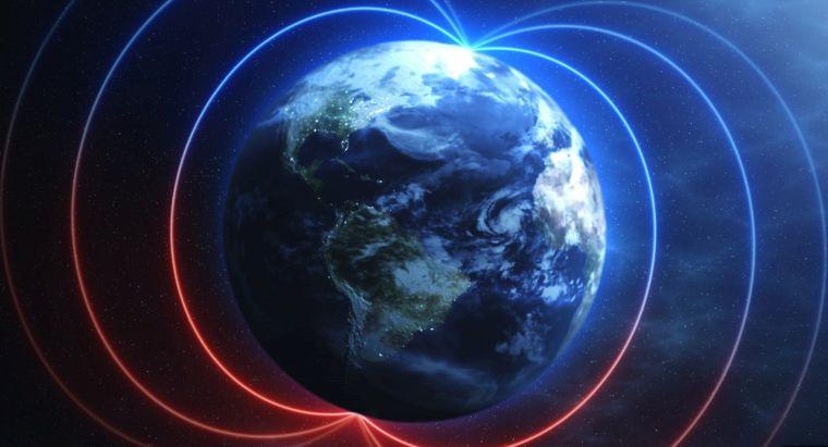 norte magnético cambioo
