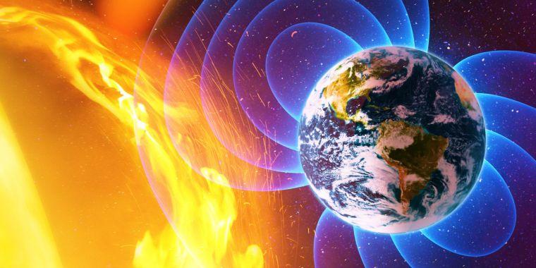 norte magnético inicio