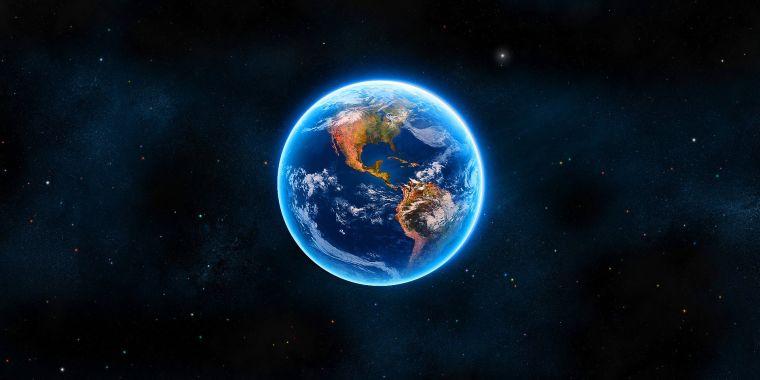 norte magnetico planeta