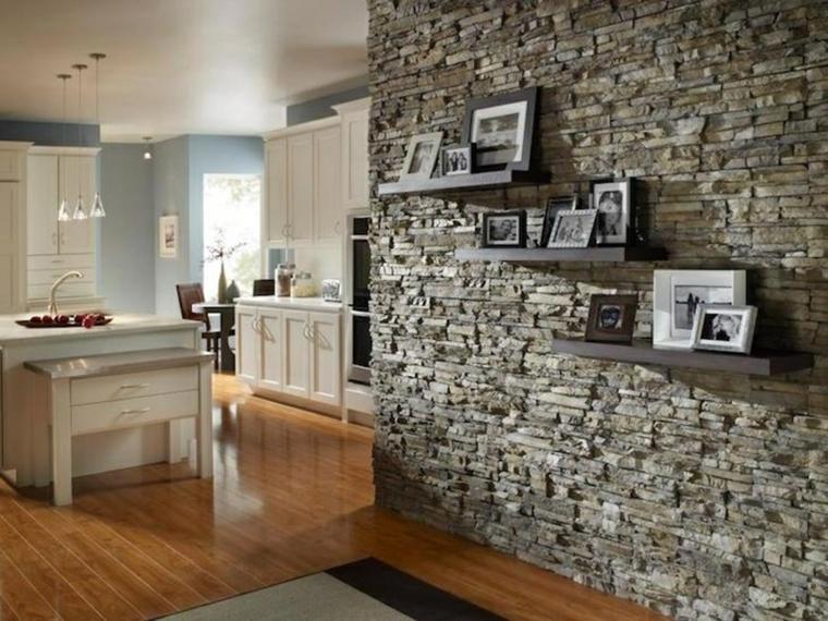 pared de cocina