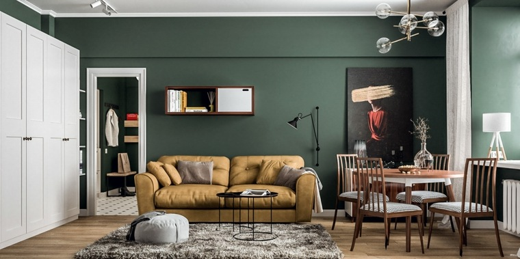pared-color-verde-opciones-ideas