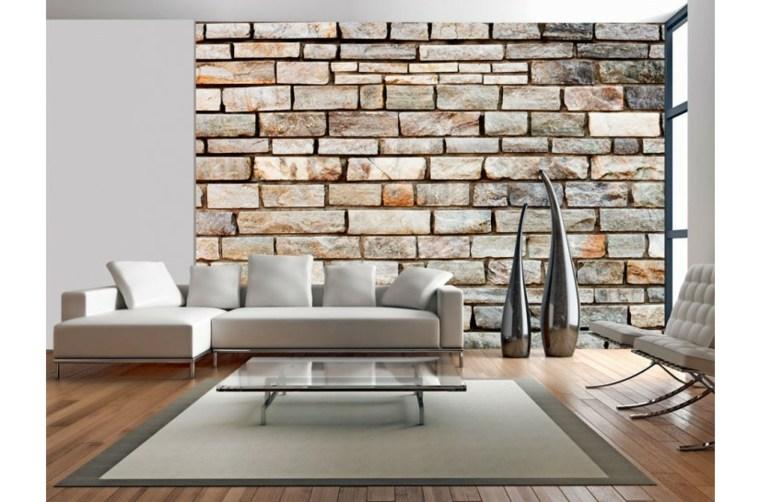 Paneles de piedra falsa