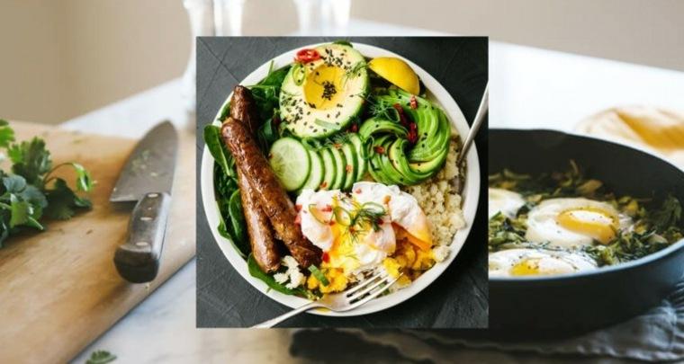 platos ricos y sanos