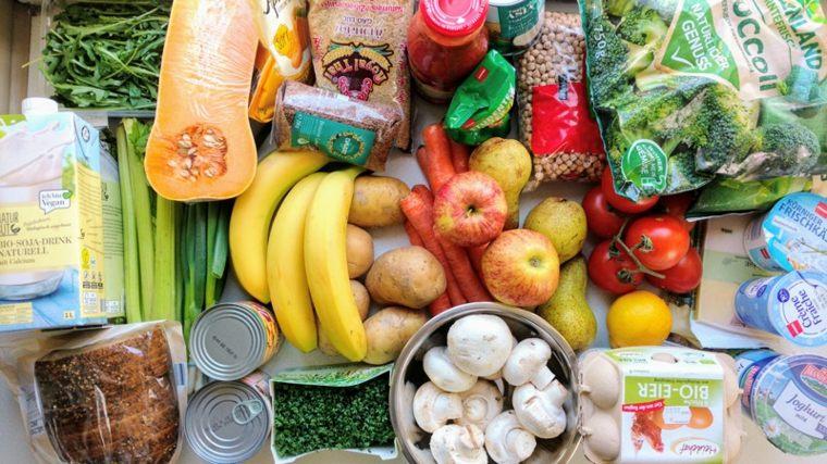 productos sanos y ricos