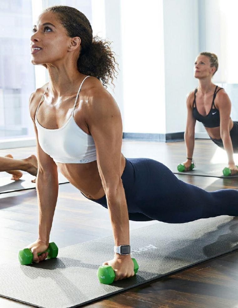 ejercicios sanos