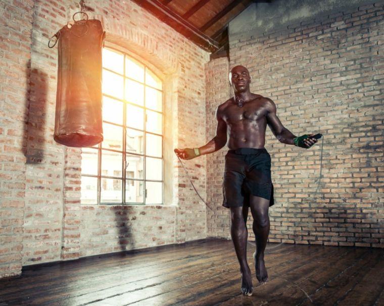 Entrenamiento de 30 días para un cuerpo modelo de fitness