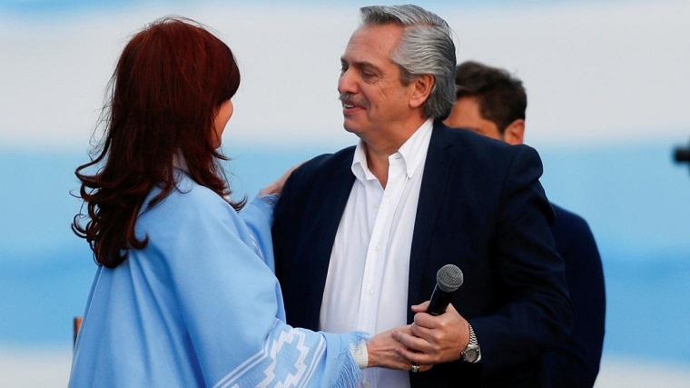 Alberto Fernández-presidente-argentina