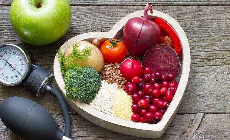 alimentos buenos para el corazón-ideas