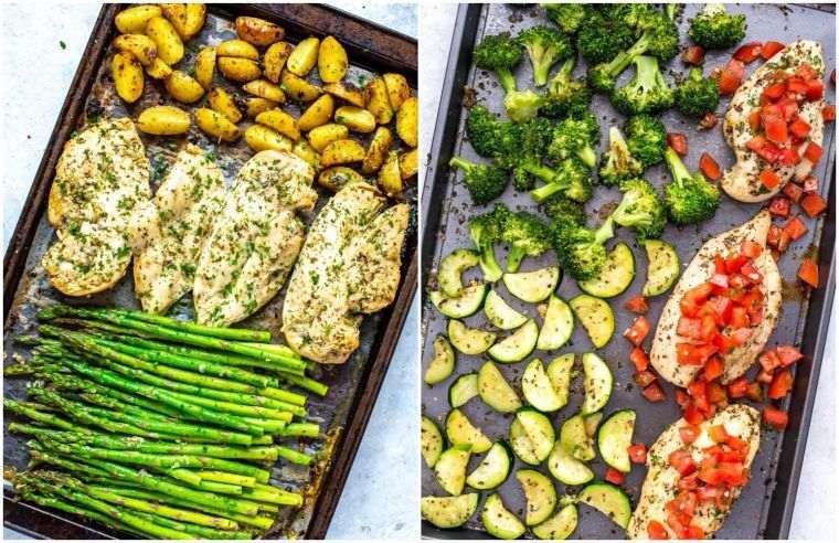 alimentos vegetales ricos en proteinas cenas