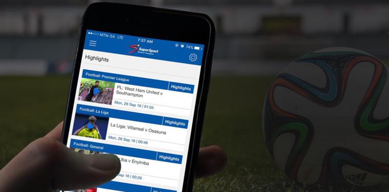 app para ver futbol gratis aplicacion