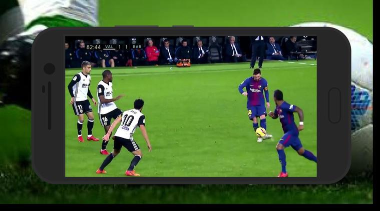 app para ver futbol gratis movil