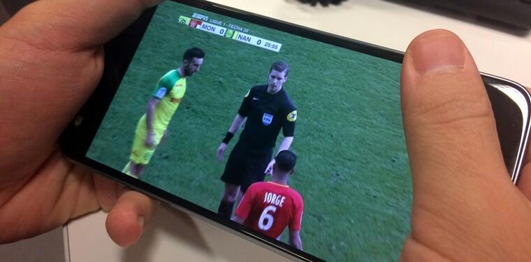 app para ver futbol gratis present