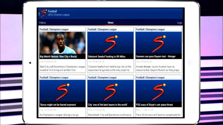 app para ver futbol gratis superr