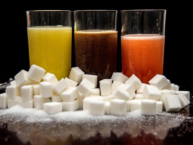 bebidas carbonatadas azucar