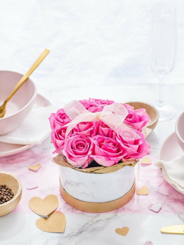 bello-ramo-rosas-san-valentin