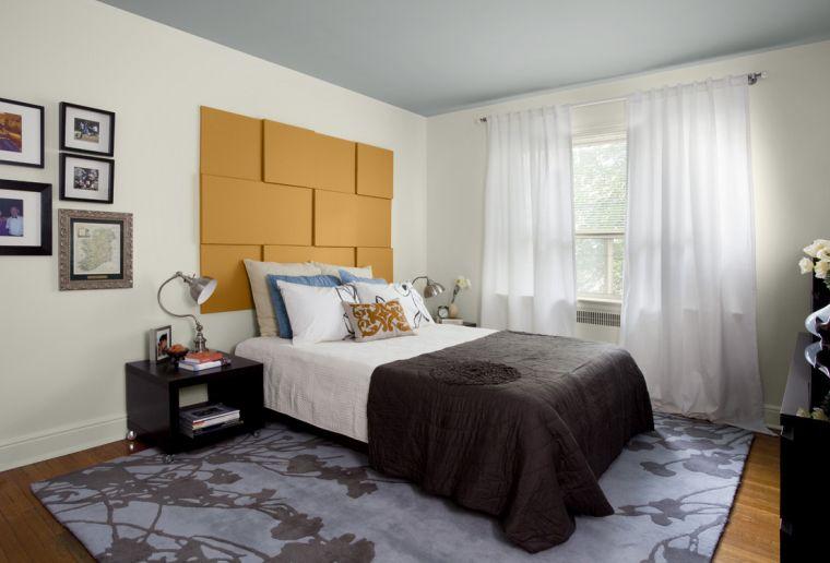cabeceros de cama originales carton