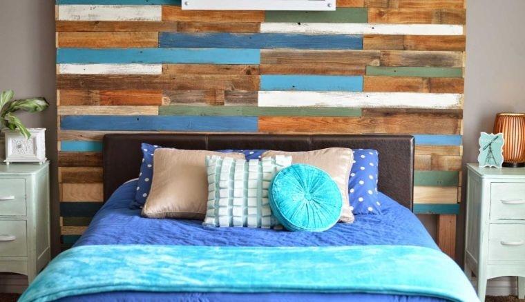 cabeceros de cama originales colors