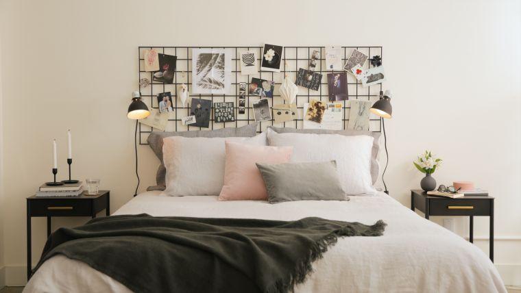 cabeceros de cama originales fotos