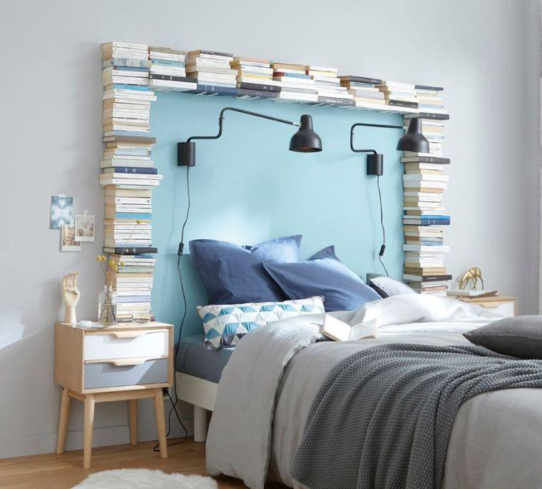 Cabeceros de cama originales – Ideas fáciles para renovar tu habitación