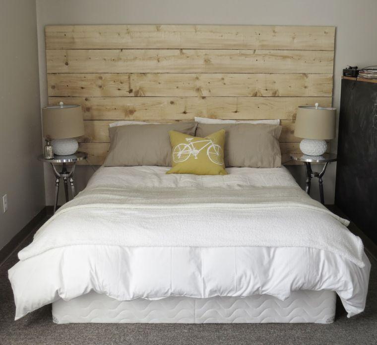 cabeceros de cama originales paleta