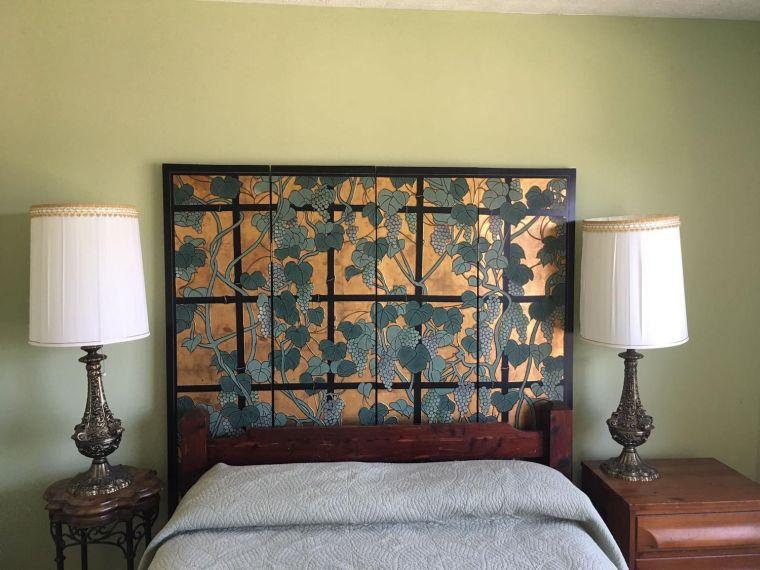 cabeceros de cama originales sobrio