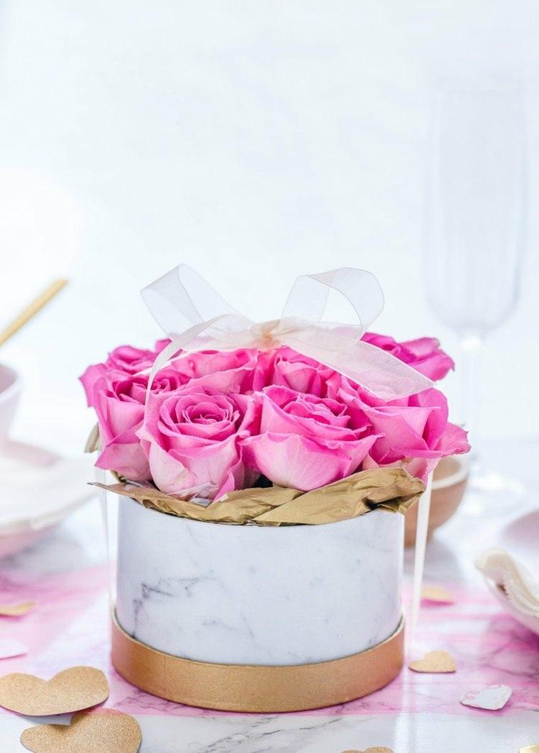 caja-rosas-decoracion-regalo-romantico
