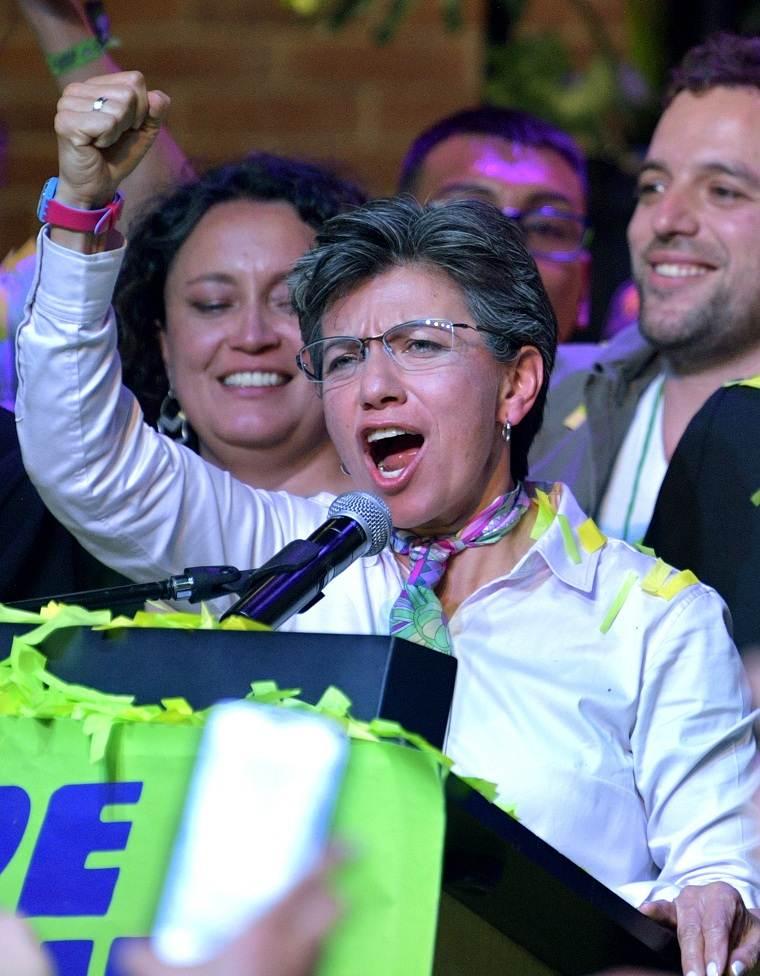 Claudia López alcaldesa-bogota-mujer