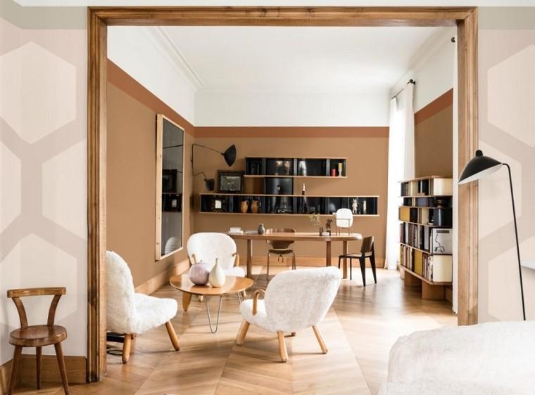 colores de moda para pintar casas-beige-ideas