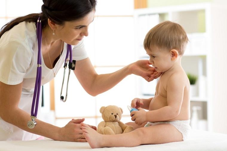 consulta pediatra
