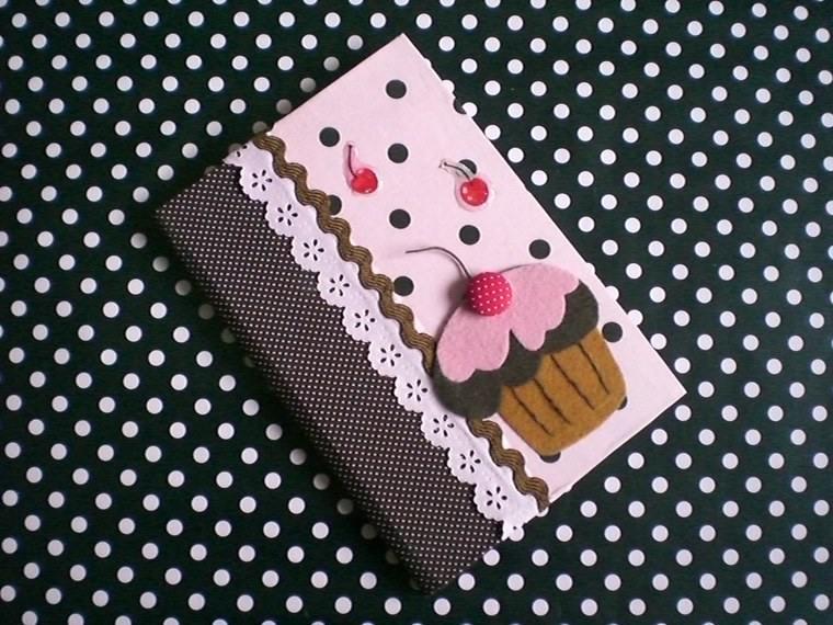 cuadernos decorados dulce