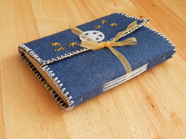 cuadernos decorados lindo