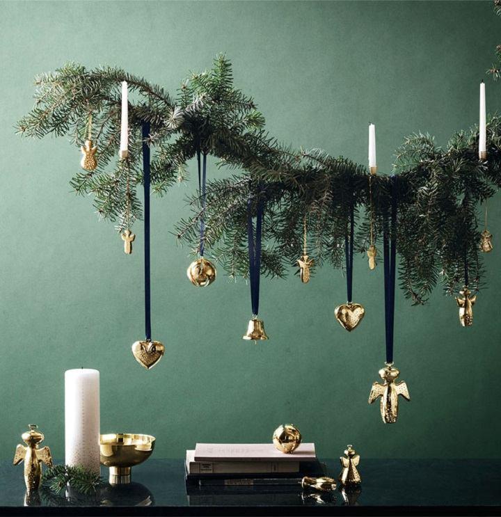 decoracion navideña ideas conceptos sencillos