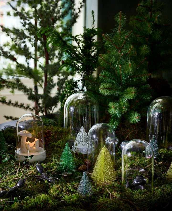 decoracion navideña ideas detalles pequenos